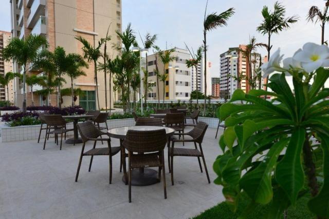 Apartamento com 2 dormitórios à venda, 74 m² por r$ 699.300 - guararapes - fortaleza/ce - Foto 8