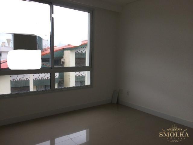 Apartamento à venda com 3 dormitórios em Cachoeira do bom jesus, Florianópolis cod:9290 - Foto 3
