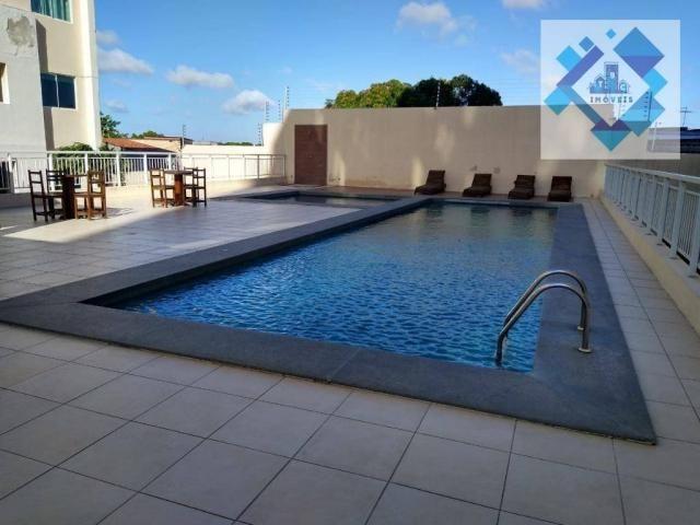Apartamento com 3 dormitórios à venda, 63 m² por R$ 260.000 - Parangaba - Fortaleza/CE - Foto 7