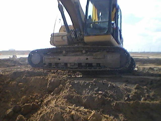 Locação de maquinas pesadas para construção