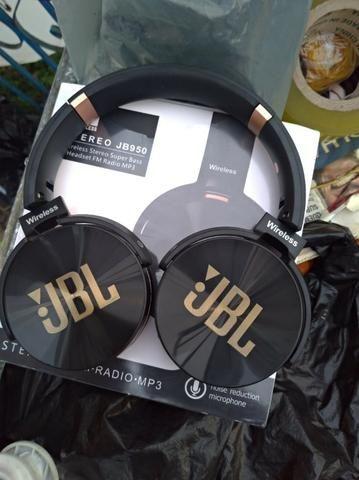 Fone Via Bluetooth JBL