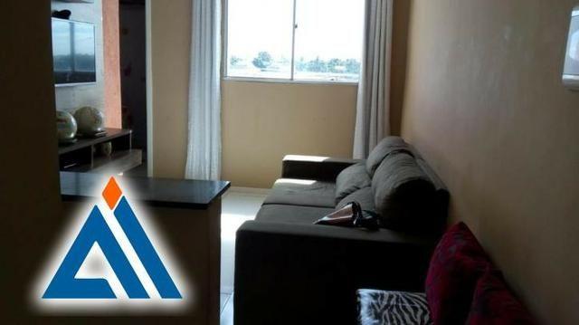 Apartamento de 2/4 em Condomínio Clube Parque Filipinas - Foto 3