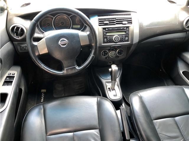 Nissan Grand livina 1.8 sl 16v flex 4p automático - Foto 7