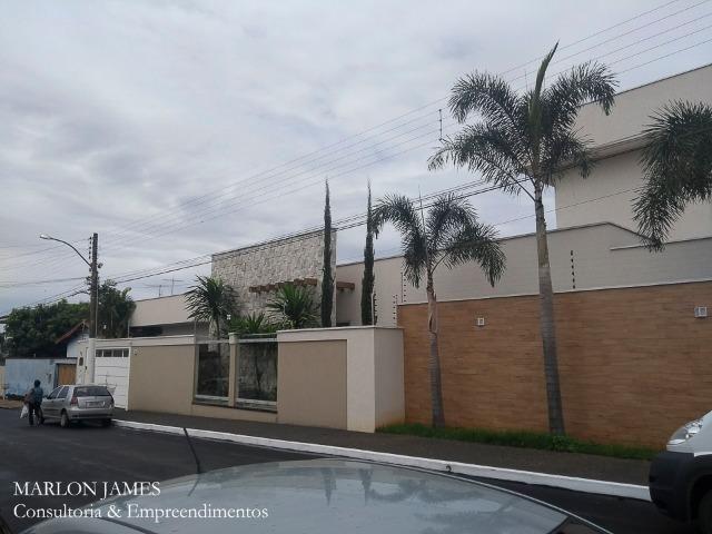 Casa alto padrão no centro da cidade de Inhumas-Go para vender! Nova! (casa de novela) - Foto 5
