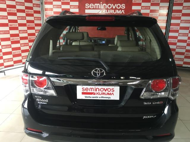 Toyota sw4 srv 3.0 4x4 7 lugares - Foto 7