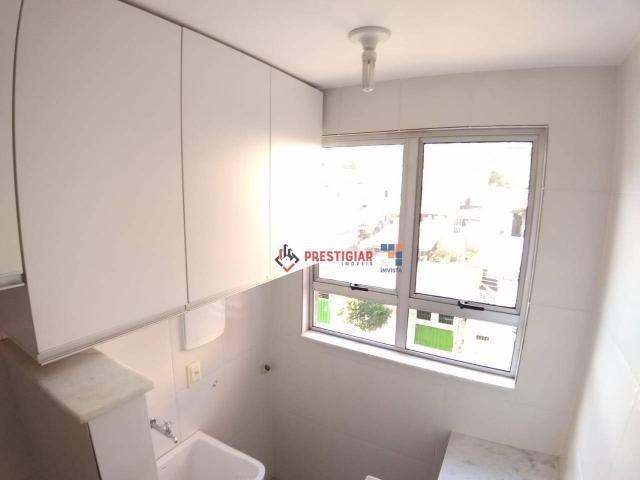 Apartamento com 2 quartos à venda, 76 m² por r$ 280.000 - havaí - belo horizonte/mg - Foto 8