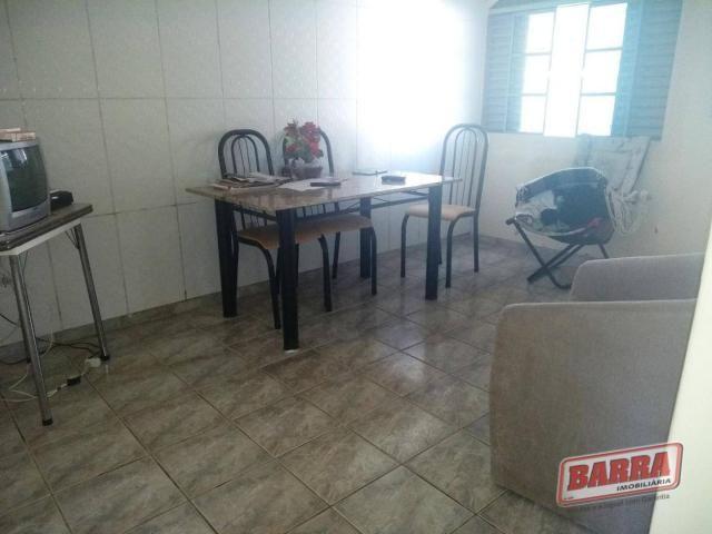 Qs 12 casa com 3 dormitórios à venda, 105 m² por r$ 350.000 - riacho fundo - riacho fundo/ - Foto 5