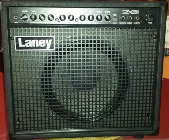 Amplificador Laney Lx-65r - Foto 5