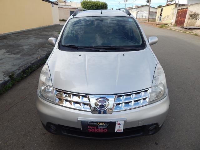 Nissan/grand livina 7 lugares 2010/2010 muito nova