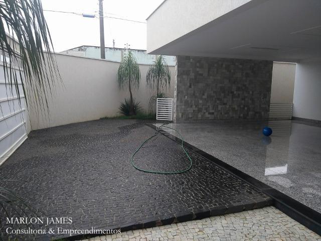Casa alto padrão no centro da cidade de Inhumas-Go para vender! Nova! (casa de novela) - Foto 10
