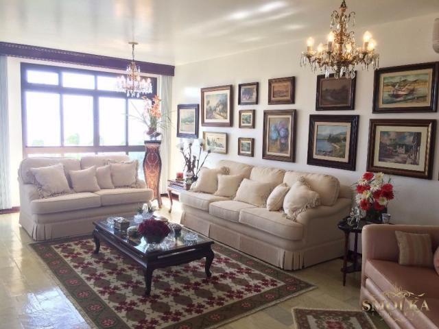 Apartamento à venda com 4 dormitórios em Beira mar, Florianópolis cod:7950 - Foto 3