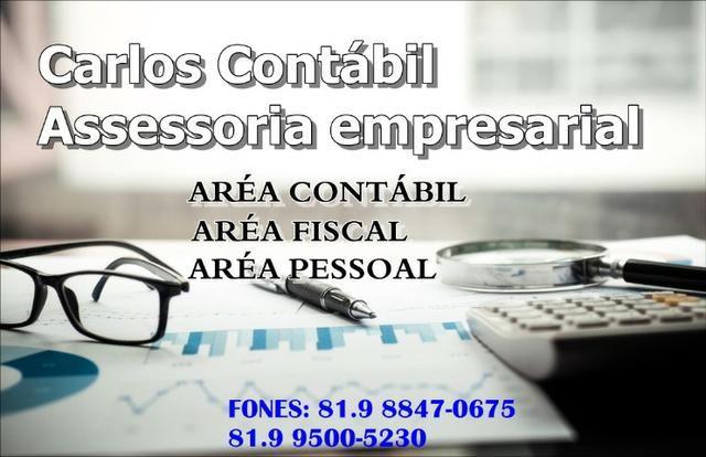 Carlos Contábil - Assessoria empresarial