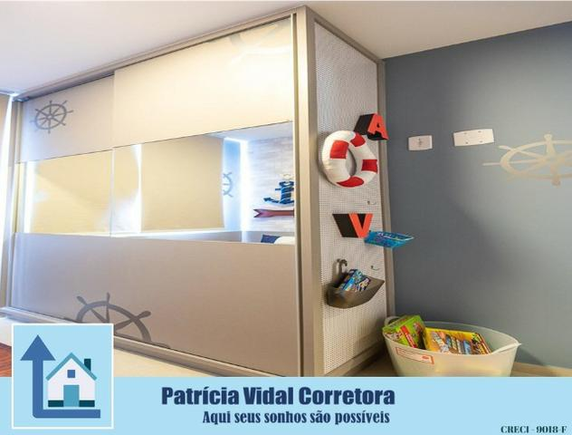 PRV29-Via jardins condômino clube Metron apartamento pronto pra morar entrada facilitada - Foto 2