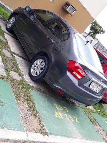 Honda city 2012/2013 quitado em dias!!vl:31.900 - Foto 4