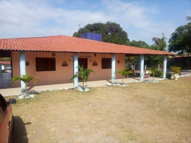 Chacara no Icarai toda alpendrada 5 Suites Campo de Futebol Piscina mais de 15 vagas estac - Foto 3
