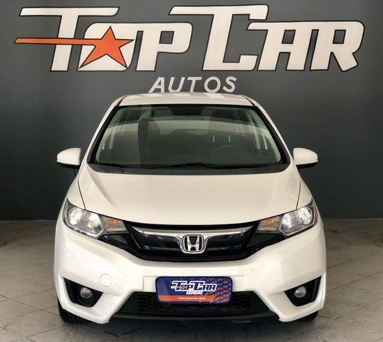 Honda Fit EX - Automático - Recebo seu Usado (Melhor Avaliação)