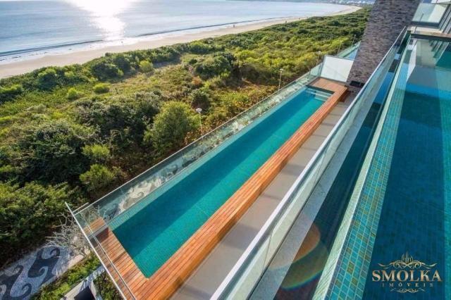 Apartamento à venda com 5 dormitórios em Jurerê internacional, Florianópolis cod:9216