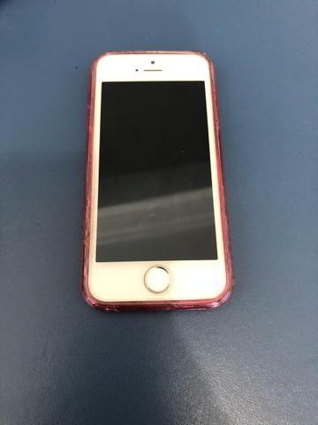 IPhone se 8 meses de uso 32gb - Foto 2
