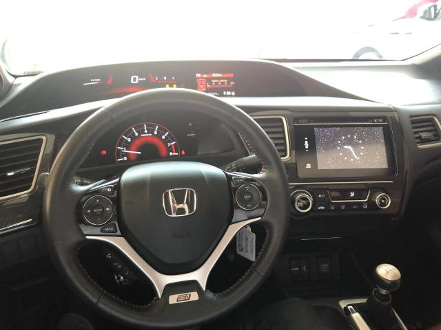 HONDA CIVIC 2014/2014 2.4 SI 16V GASOLINA 2P MANUAL - Foto 9
