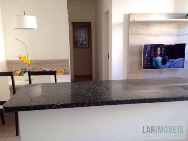 Apartamento 02 quartos em Colina de Laranjeiras - Armários em todos os ambientes! - Foto 3
