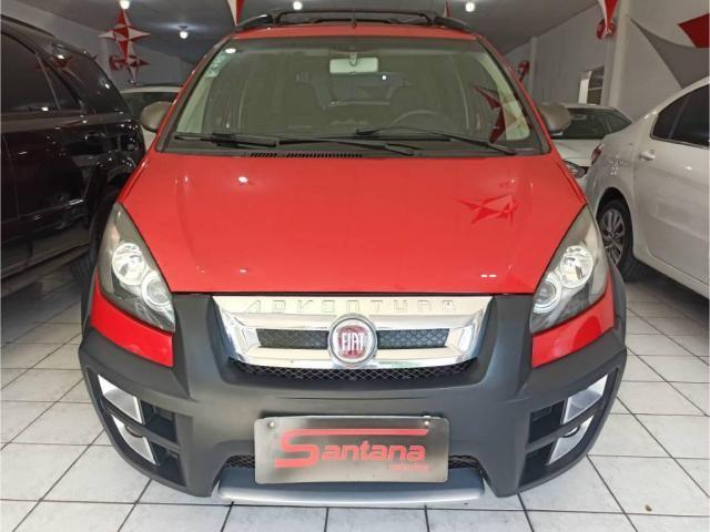 Fiat Idea Adventure LOCKER 1.8 mpi Flex 5p** Único Dono ** - Foto 2