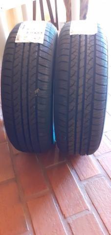 Vendo 2 pneus aro 15 zerado , 350 os 2