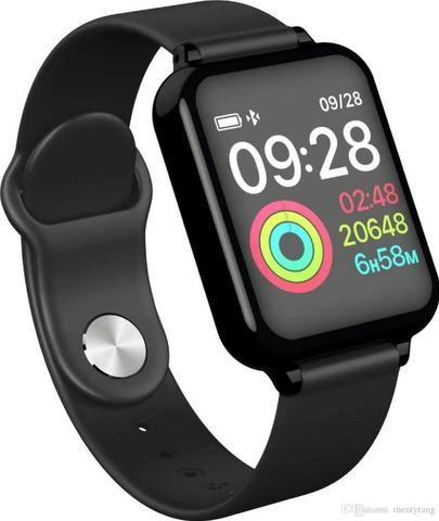 Smartwatch B57 Relógio Inteligente Hero Band 3 Fitness Smart - Foto 2