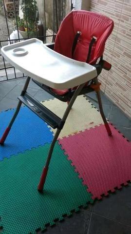 Cadeira de alimentação Chicco - Foto 3