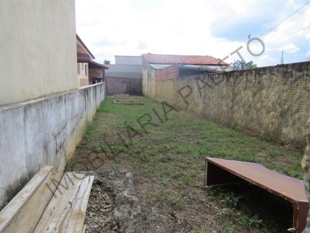 REF 561 Terreno 150 m², excelente localização, todo murado, Imobiliária Paletó - Foto 5