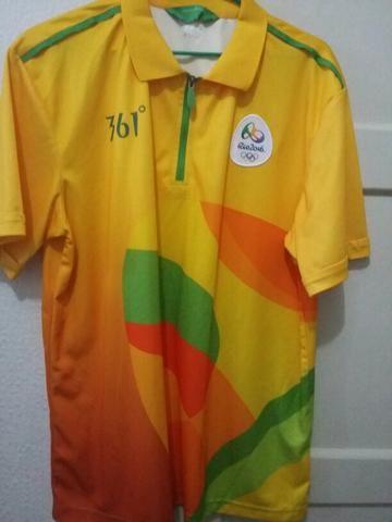 Camisa Rio 2016 oficial tamanho g - Esportes e ginástica - Rocha ... f19eee50b773e