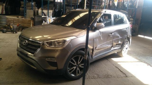 Sucata Hyundai Creta 2017 Flex 130Cvs