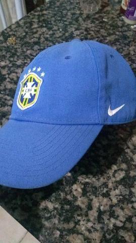 88442cd0dd Boné da seleção brasileira - Bijouterias