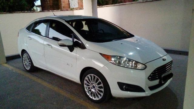 Ford New Fiesta titanium - automático - sedan powershift - 1.6