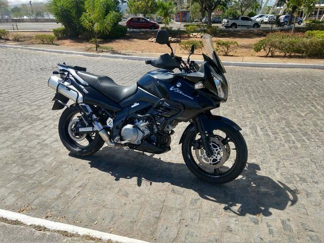 Suzuki DL1000 Vstrom
