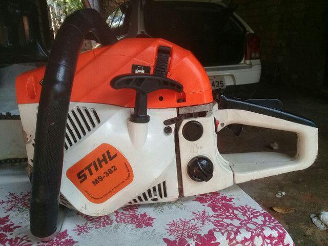 Vende-se  motosserra - Foto 2