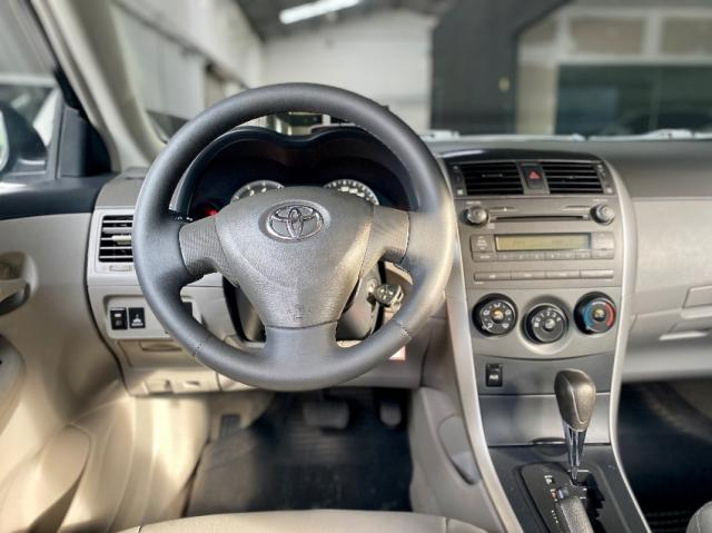 Toyota Corolla XLI 1.8 - Automático - Foto 5