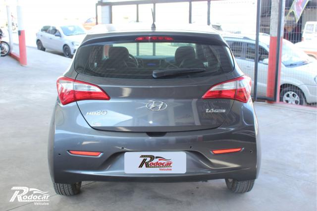 Hyundai HB20 Premium 1.6 Cinza - Foto 2