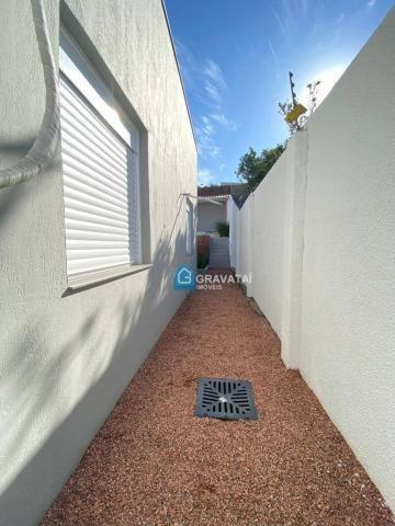 Casa com 3 dormitórios à venda, 190 m² por R$ 850.000 - Centro - Gravataí/RS - Foto 12