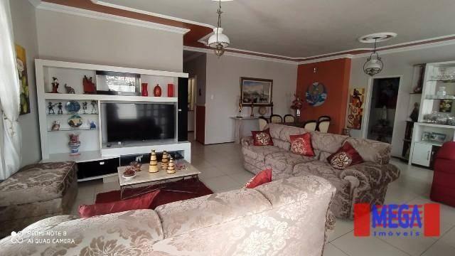 Casa com 6 dormitórios à venda, 267 m² por R$ 1.200.000,00 - Parquelândia - Fortaleza/CE - Foto 8