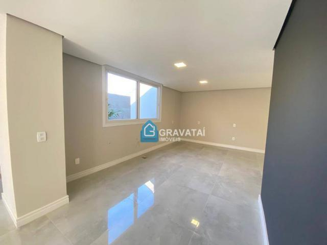 Casa com 3 dormitórios à venda, 190 m² por R$ 850.000 - Centro - Gravataí/RS - Foto 18