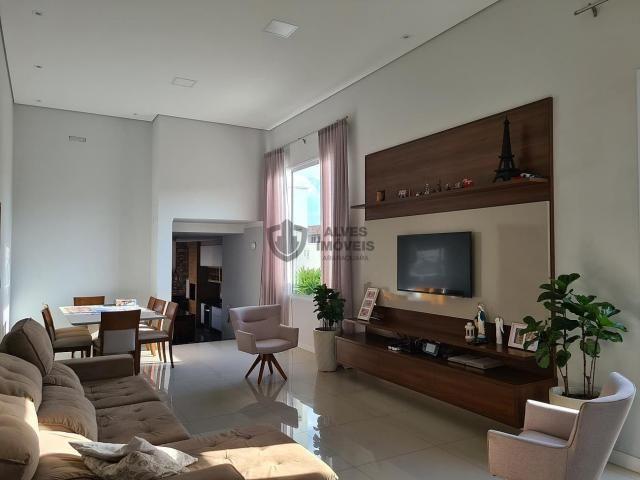 Casa de condomínio à venda com 3 dormitórios em Condomínio buona vita, Araraquara cod:A230 - Foto 4