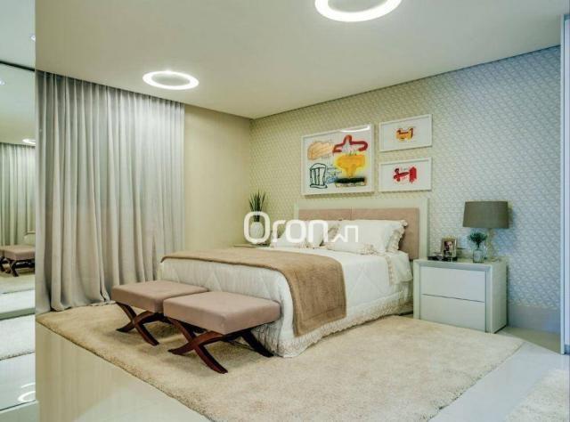 Apartamento com 5 dormitórios à venda, 382 m² por R$ 3.019.000,00 - Setor Oeste - Goiânia/ - Foto 16