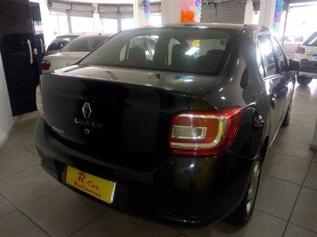 Renault Logan 1.0 comp + Gnv ent 48 x 798,00 informações * Gilson - Foto 4