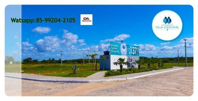 Loteamento em Cascavel pertinho das praias com parcelas a partir de R$ 137,00 - Foto 7