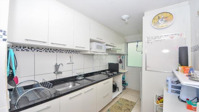 Apartamento à venda com 2 dormitórios em Sítio cercado, Curitiba cod:925353 - Foto 8