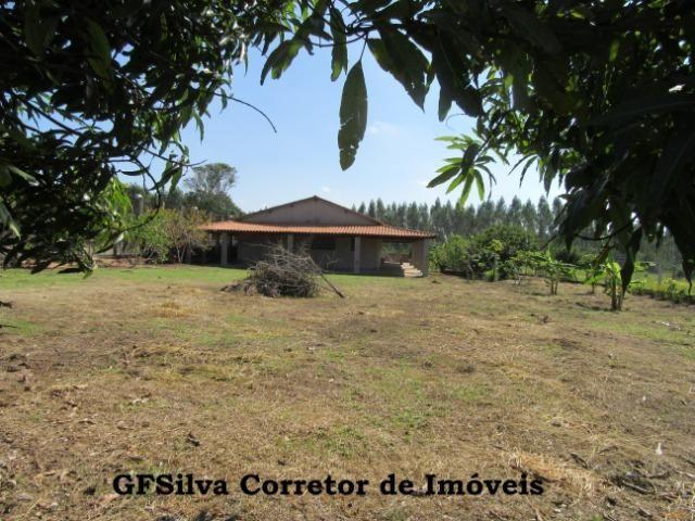 Chácara 2.027 m2 água encanada, lúz, casa ampla, Oportunidade Ref. 445 Silva Corretor - Foto 4