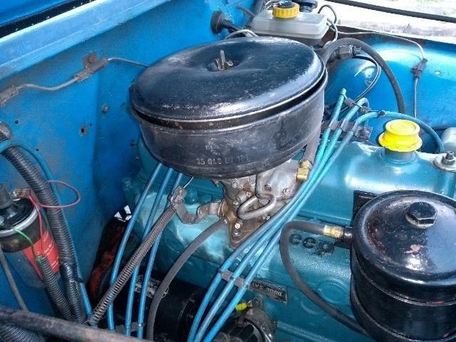 Trovão Azul Terrestre Jeep Willys CJ5 - Foto 10
