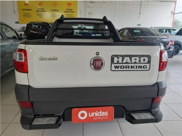Fiat Strada 1.4 mpi hard working cs 8v flex 2p manual - Foto 5
