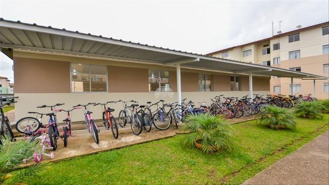 Apartamento à venda com 2 dormitórios em Sítio cercado, Curitiba cod:925353 - Foto 18