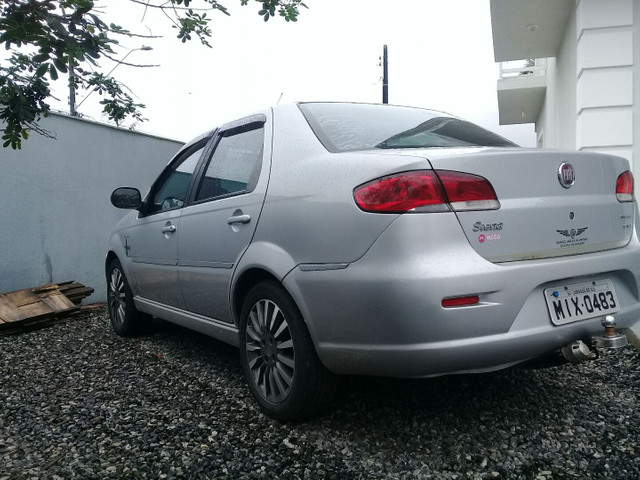 Fiat Siena 1.6 2012 Essence - Foto 2
